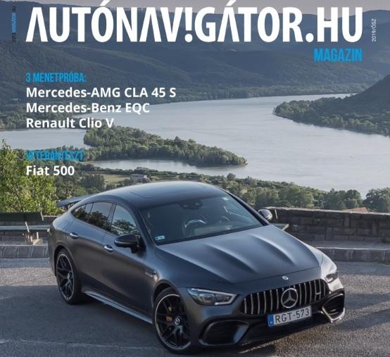 Autós újság 2019