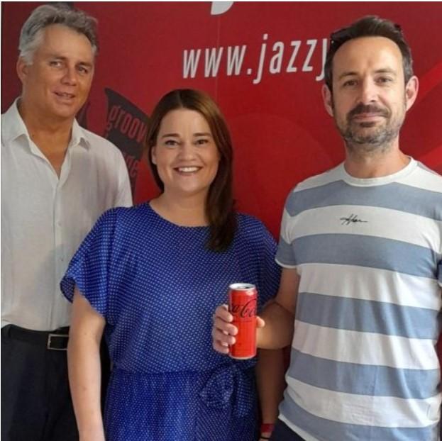 2021.06.30. Szűcs Judit, Mérő Ádám   Coca Cola